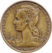 20 francs -  avers