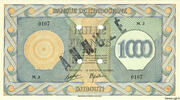 1 000 Francs – avers