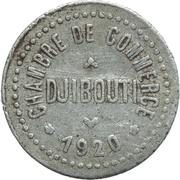 1 franc (Chambre de commerce) – avers