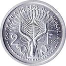 2 francs – revers