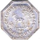 25 centimes (Chambre de commerce) – avers
