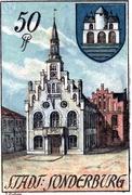 50 Pfennig (Sonderburg) – revers