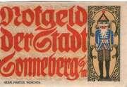 10 Pfennig (Stadt Donneberg a/M) – revers