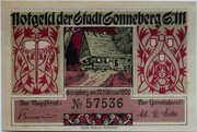 50 Pfennig (Sonneberg) – avers