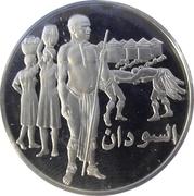 Sudan U.N Medallion – avers