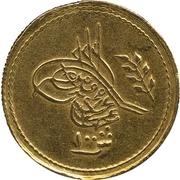 100 Qirsh - Mohammed – avers