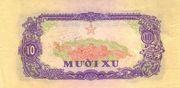 10 Xu – revers