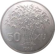50 xu – revers