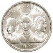 50 xu – avers