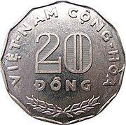 20 dong (FAO) – revers