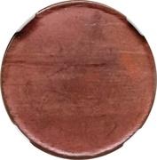 1 penny (Zuid Afrikaansche Republiek - Kaalpenny) – avers