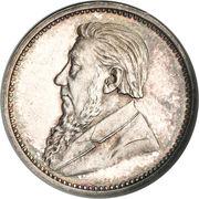 3 pence (Zuid-Afrikaansche Republiek) – avers