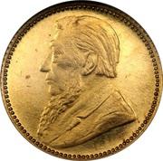 6 pence (Zuid Afrikaansche Republiek, essai) – avers