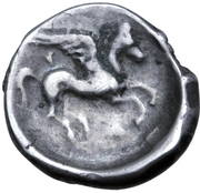 Drachm (Simmering and Réte Type) – revers