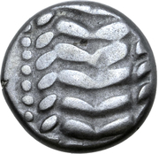 Drachm (Simmering and Réte Type) – avers
