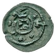 1 Denár - Imre (1196-1204) – revers