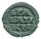 1 Denár - Imre (1196-1204) – avers
