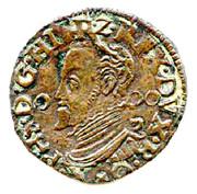 Gigot - Philippe II (Maastricht) – avers