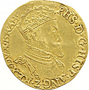 Real d'Or - Philippe II (ANG) – avers
