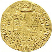 Real d'Or - Philippe II (ANG) – revers