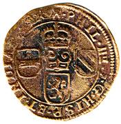 Liard - Philippe IV – avers