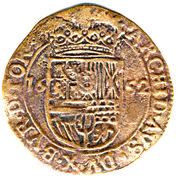 Liard - Philippe IV – revers