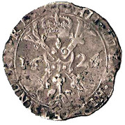 Patagon - Philippe IV – avers