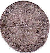 Vingtième d'Écu - Philippe II – revers
