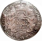 Ducaton - Philippe  IV – revers