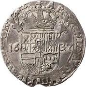 Escalin - Philippe IV – revers