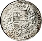 Patagon - Philippe IV – revers