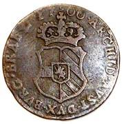 Gigot - Charles II (Anvers) – revers