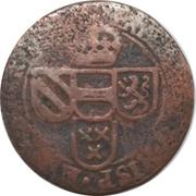 Liard - Philippe IV (Breda) – avers