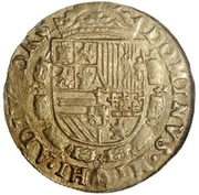 Real d'Or - Philippe II – revers