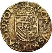 Liard - Philippe II – revers