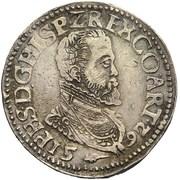 Écu Philippe  - Philippe II – avers