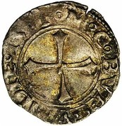 Liard - Charles V – revers