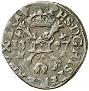 Gigot - Philippe II – avers