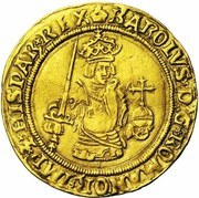 Real D'Or - Charles V – avers