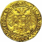 Real D'Or - Charles V – revers