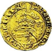 Demi-florin St. Philippe - Charles V – avers