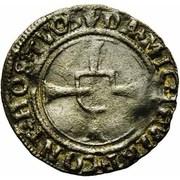 Deux mites de Brabant - Charles V – revers