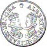 Ducat - Albert et Isabelle – avers
