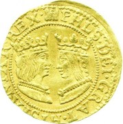 Ducat - Philippe II – avers