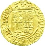 Ducat - Philippe II – revers