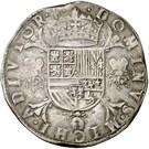 Écu - Philippe II (ANG) – revers