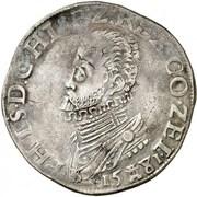Écu des Etats - Philippe II – avers