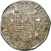 Écu - Philippe II – revers