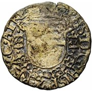 Quarantième d'écu - Philippe II -  avers