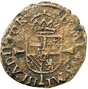 Double courte - Philippe II – revers